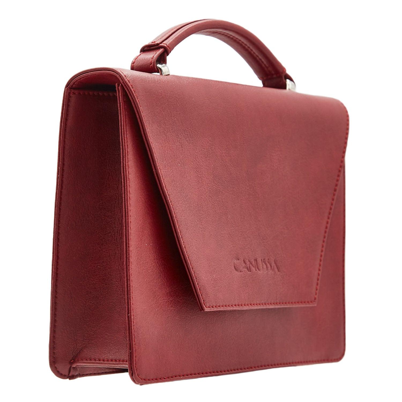 Hybrid Maxi Red - Multifunctional Vegan Bag