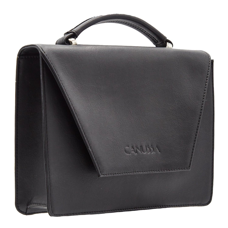 Hybrid Maxi Black - Multifunctional Vegan Bag