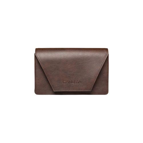 Hybrid Vegan Dark Brown - Multifuncional Vegan Bag