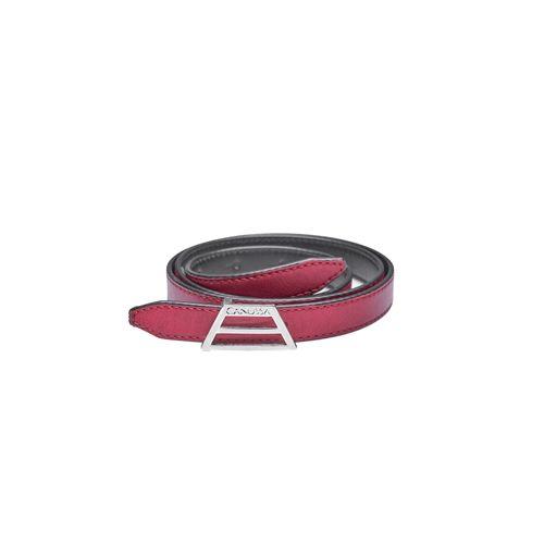 ADAPT Vegan Belt – Reversible Black/Red