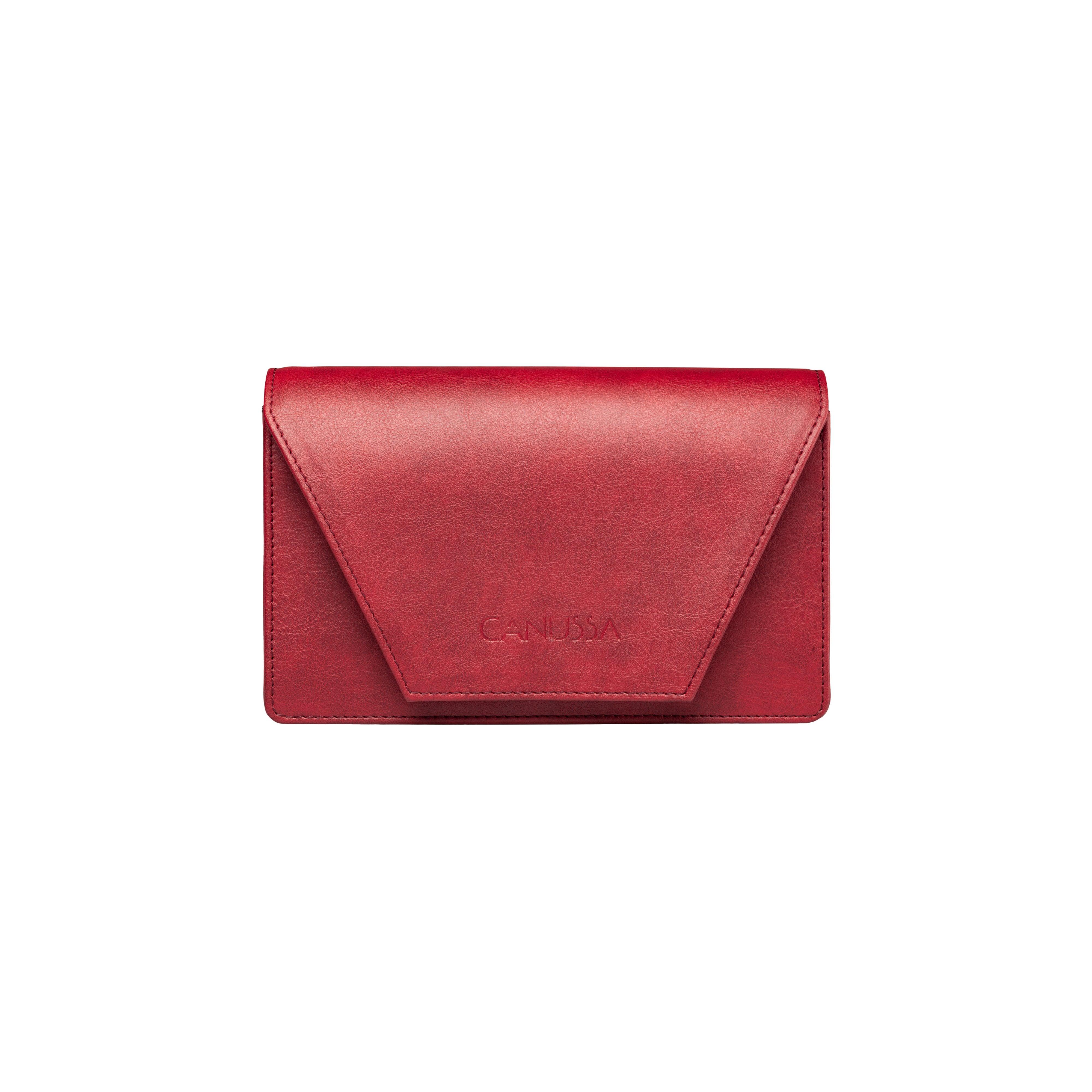 Hybrid Red - Multifuncional Vegan Bag