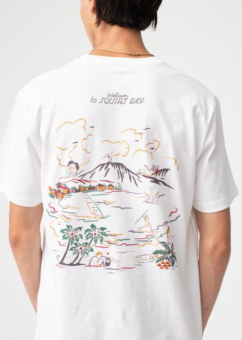 Carne Bollente SQUIRT BAY — WHITE