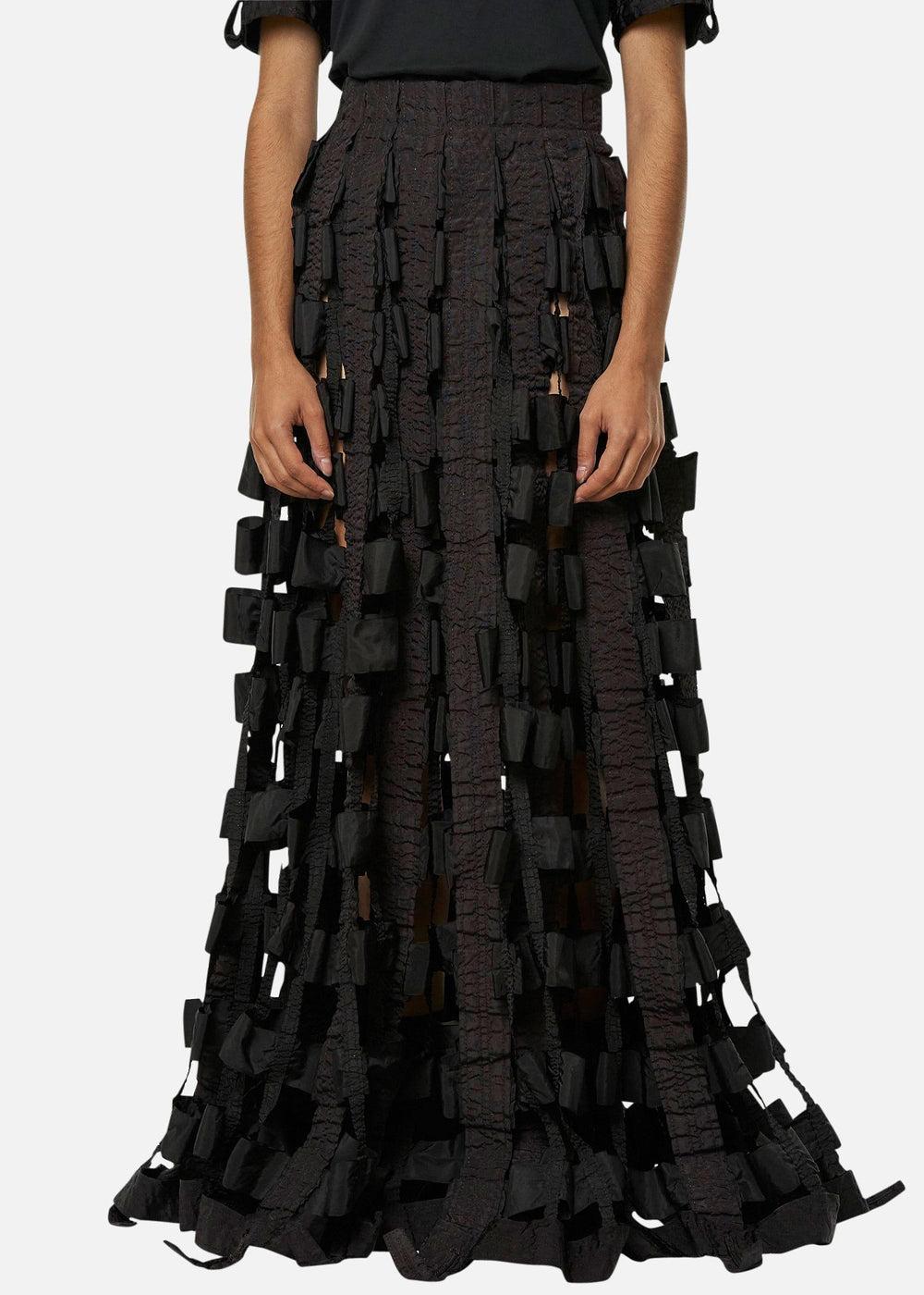 Raeburn Air Brake Skirt Black