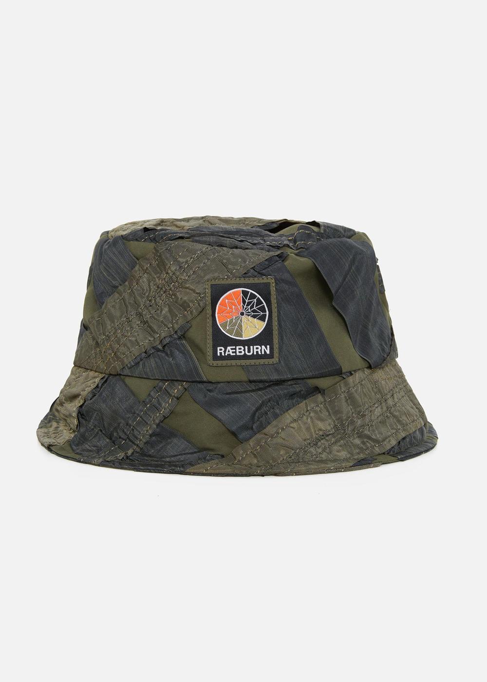 Air Brake Bucket Hat Olive