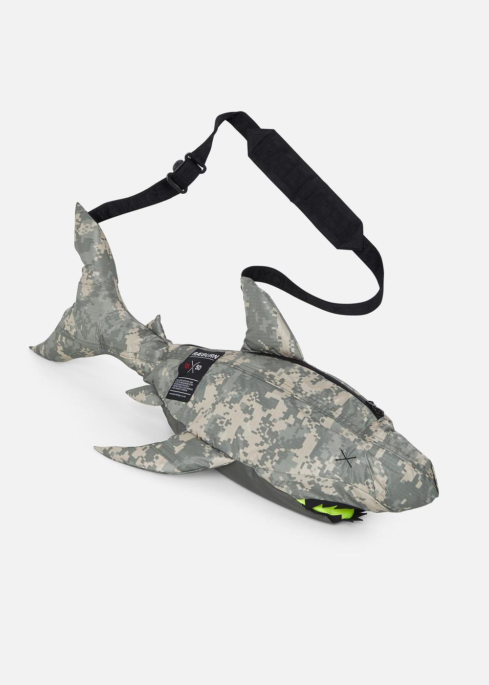 Raeburn ACU HI-VIS SHARK BAG