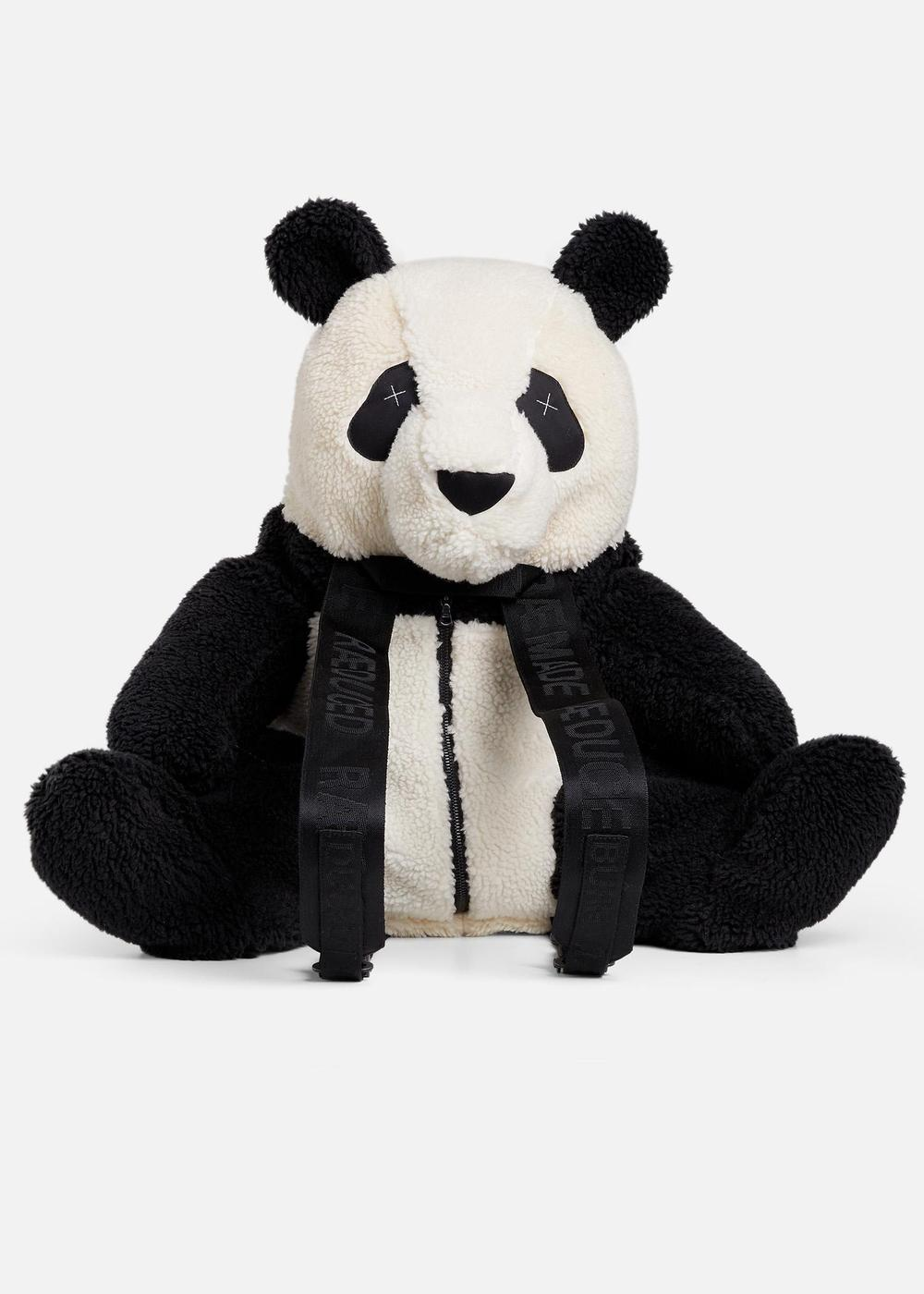 Fleece Panda Rucksack