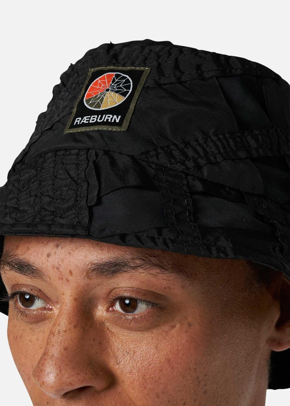 Raeburn Air Brake Bucket Hat Black