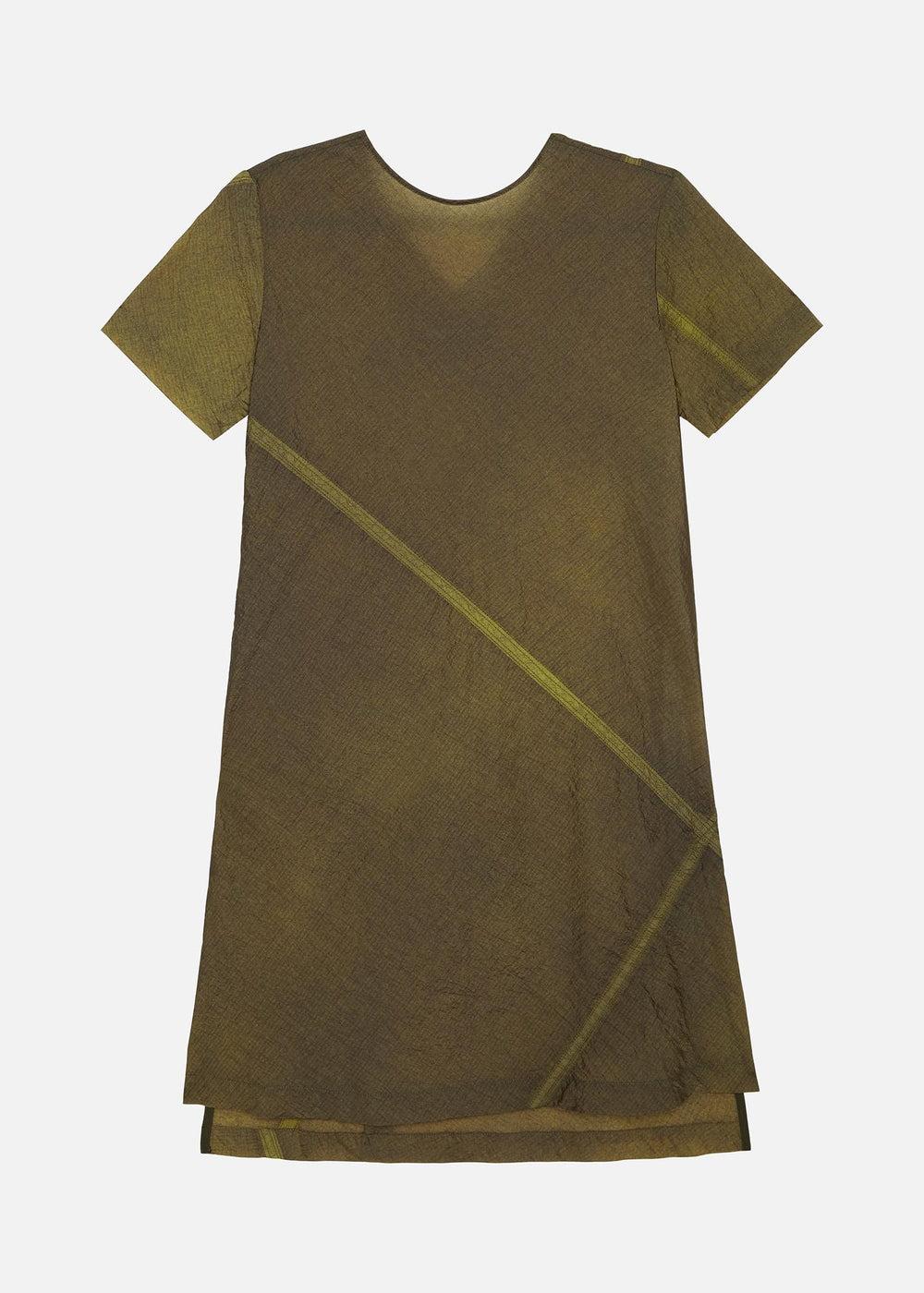 PARASUIT DRESS OLIVE