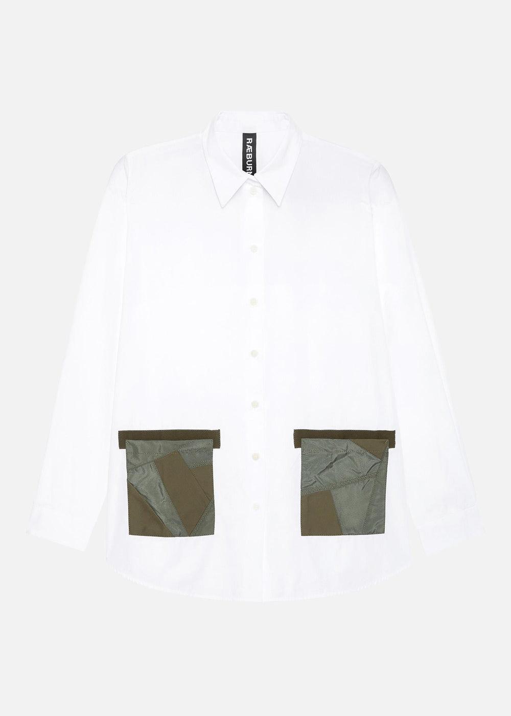 ANTI-G PKT Shirt (W) White