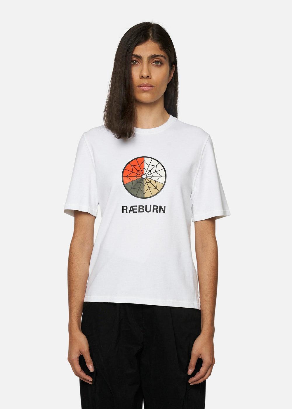 Raeburn SI PARACHUTE TEE (W) WHITE