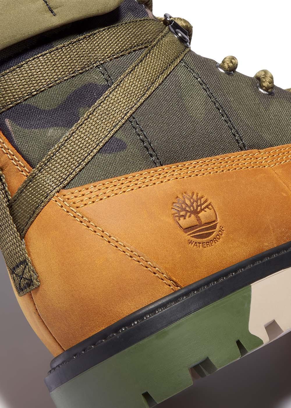 Raeburn 6 In Heritage EK+ Boot L/F WP