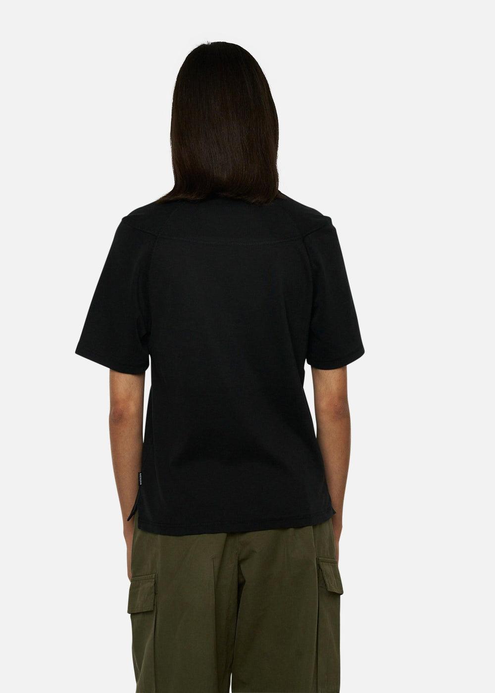 Raeburn SI ETHOS TEE (W) BLACK
