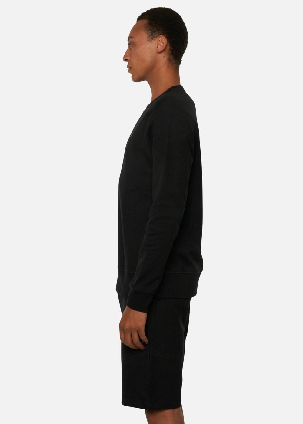 Raeburn SI CREW SWEAT BLACK
