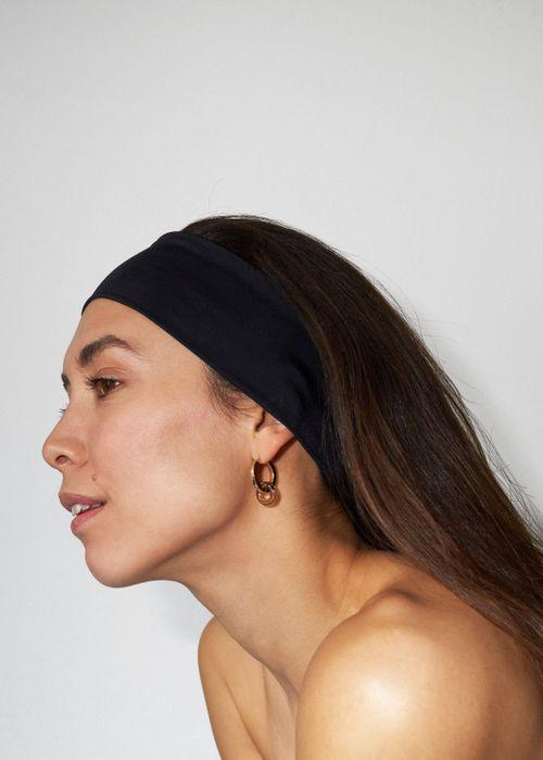 Currated Brynn Headband, Black