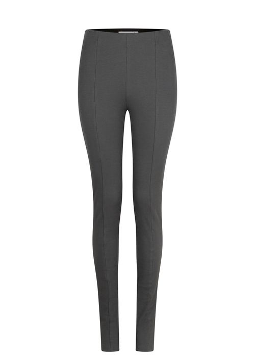 Zip Leggings, Slate