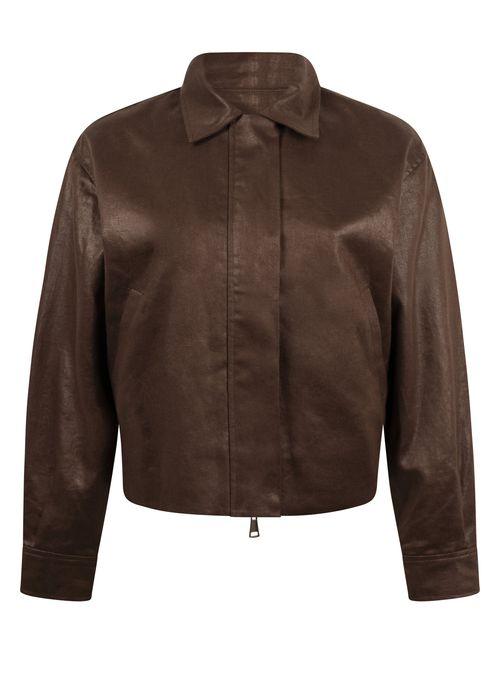 Alton Jacket, Chocolate WHS