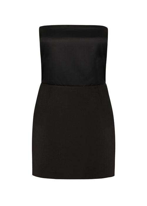 Attal Dress, Black WHS