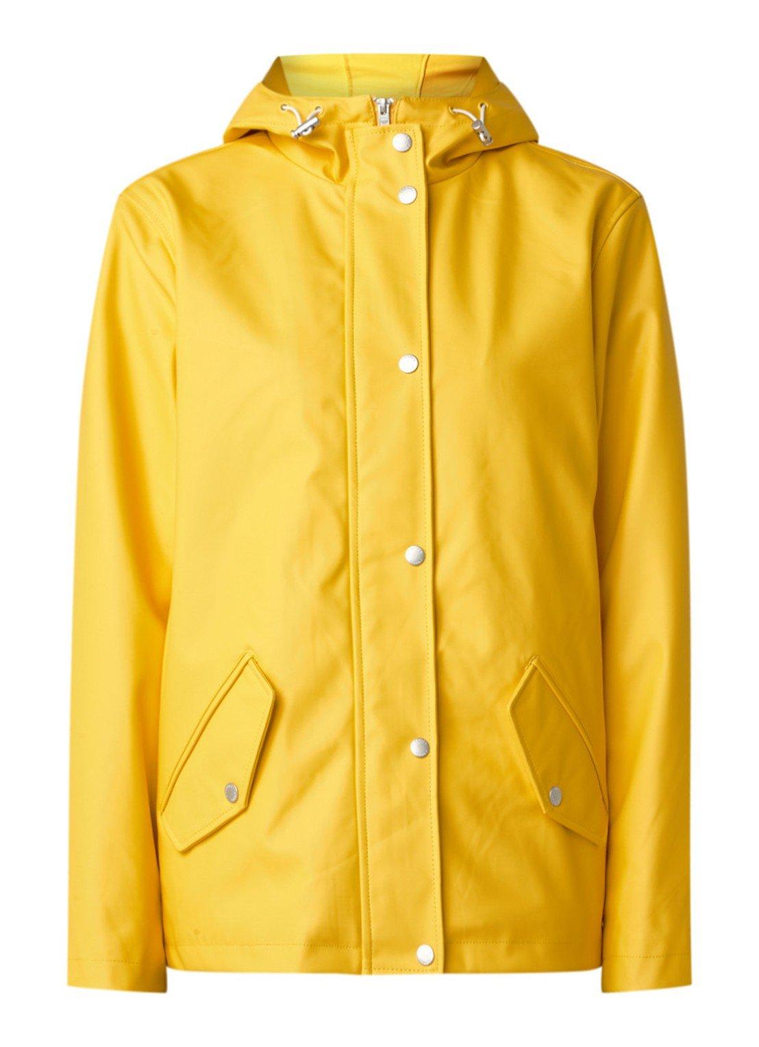 Janice raincoat with hood