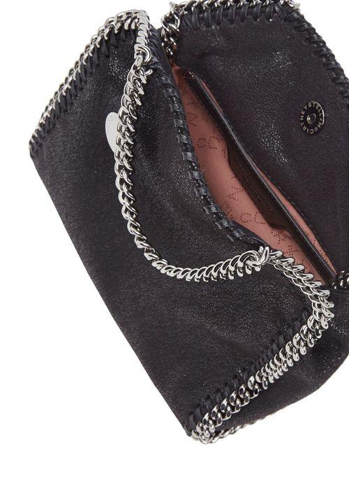 Falabella Tiny handbag made of eco leather