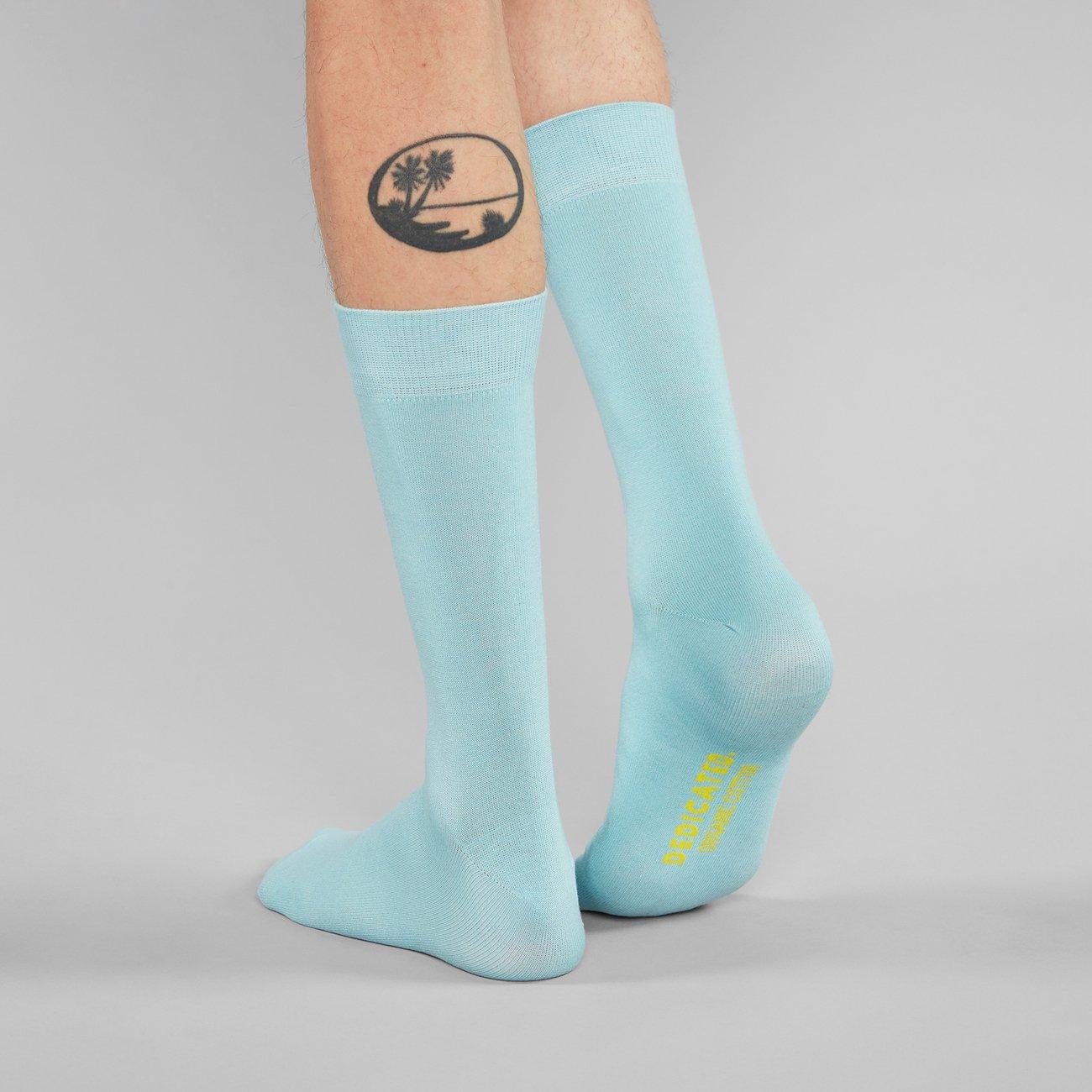 Socks Sigtuna Base Light Blue