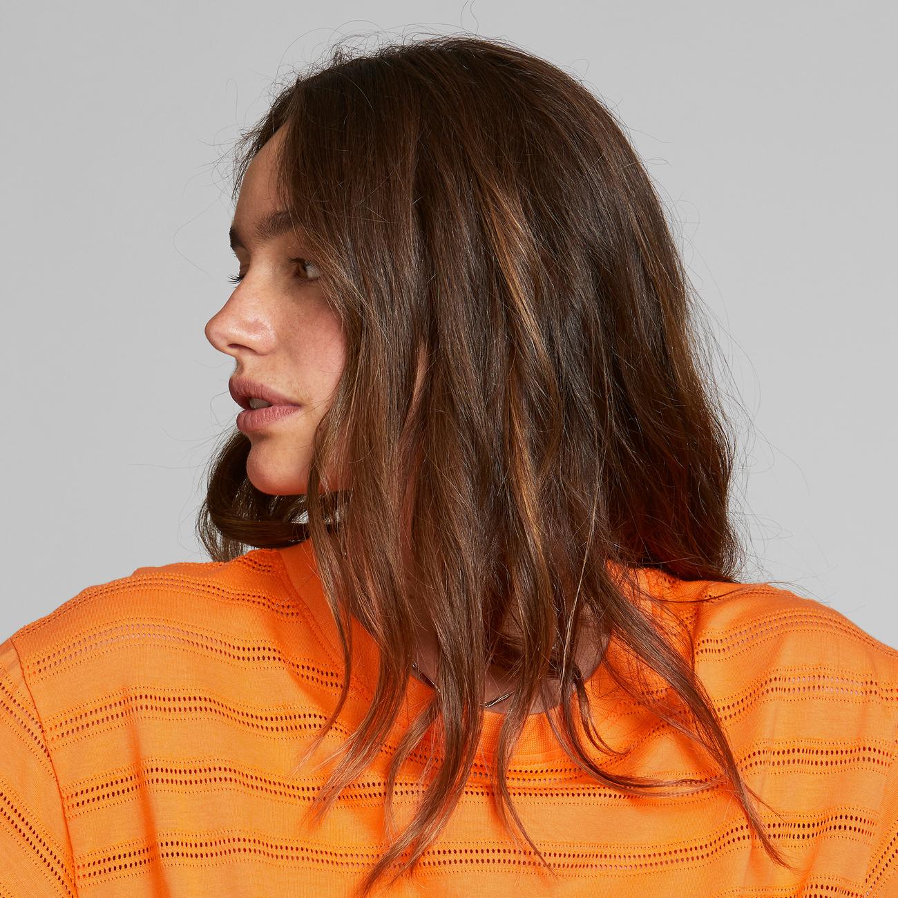 T-shirt Alta Lace Orange