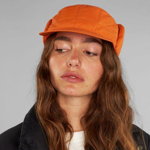 Earflap Cap Jokkmokk Orange