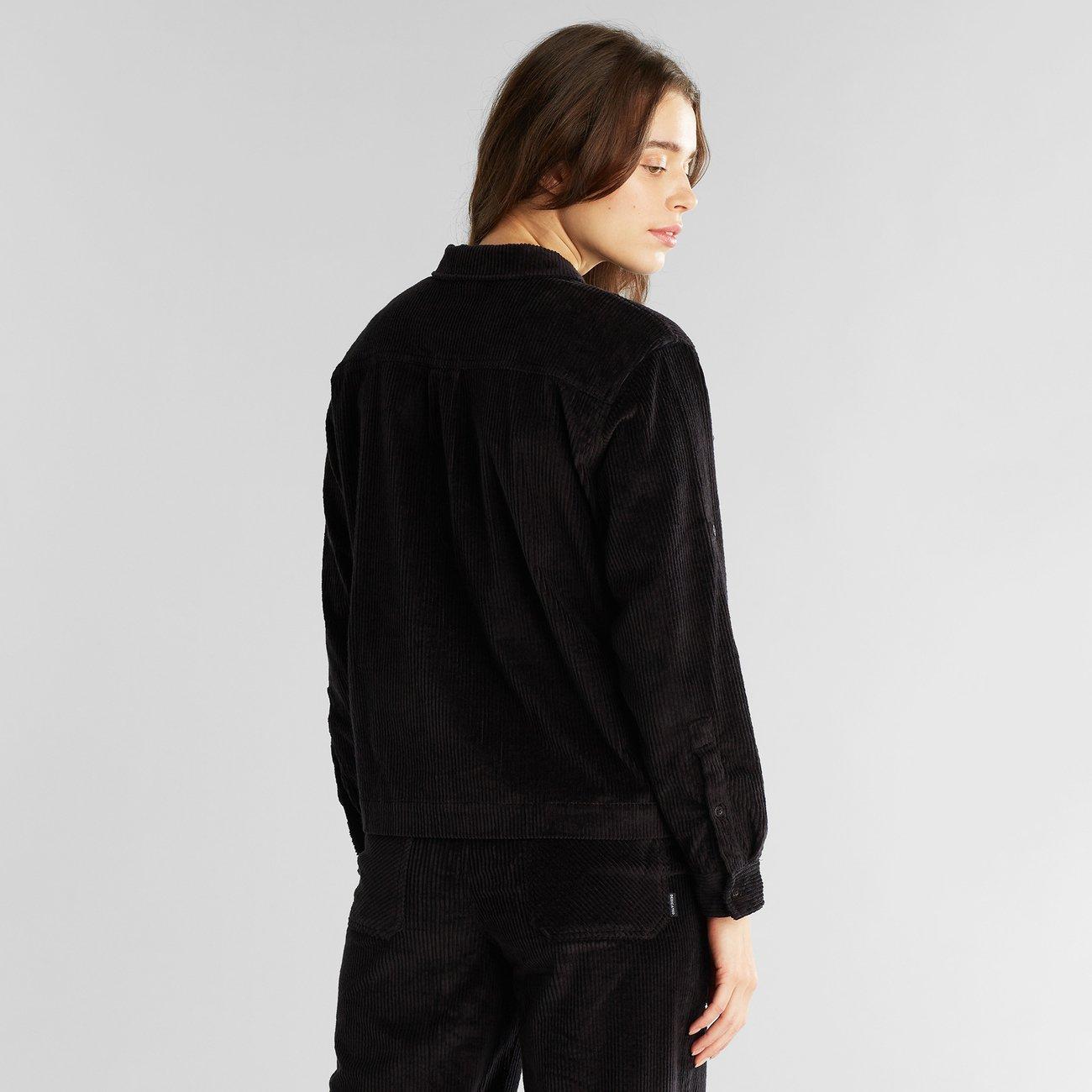 Shirt Lima Corduroy Black