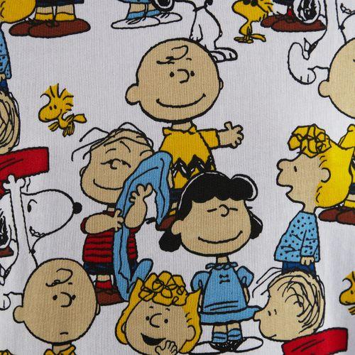 Hoodie Sundborn Peanuts AOP
