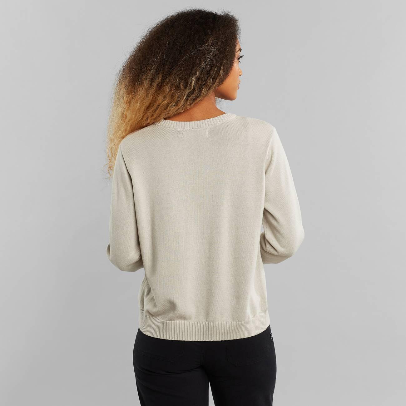 Sweater Arendal Light Grey