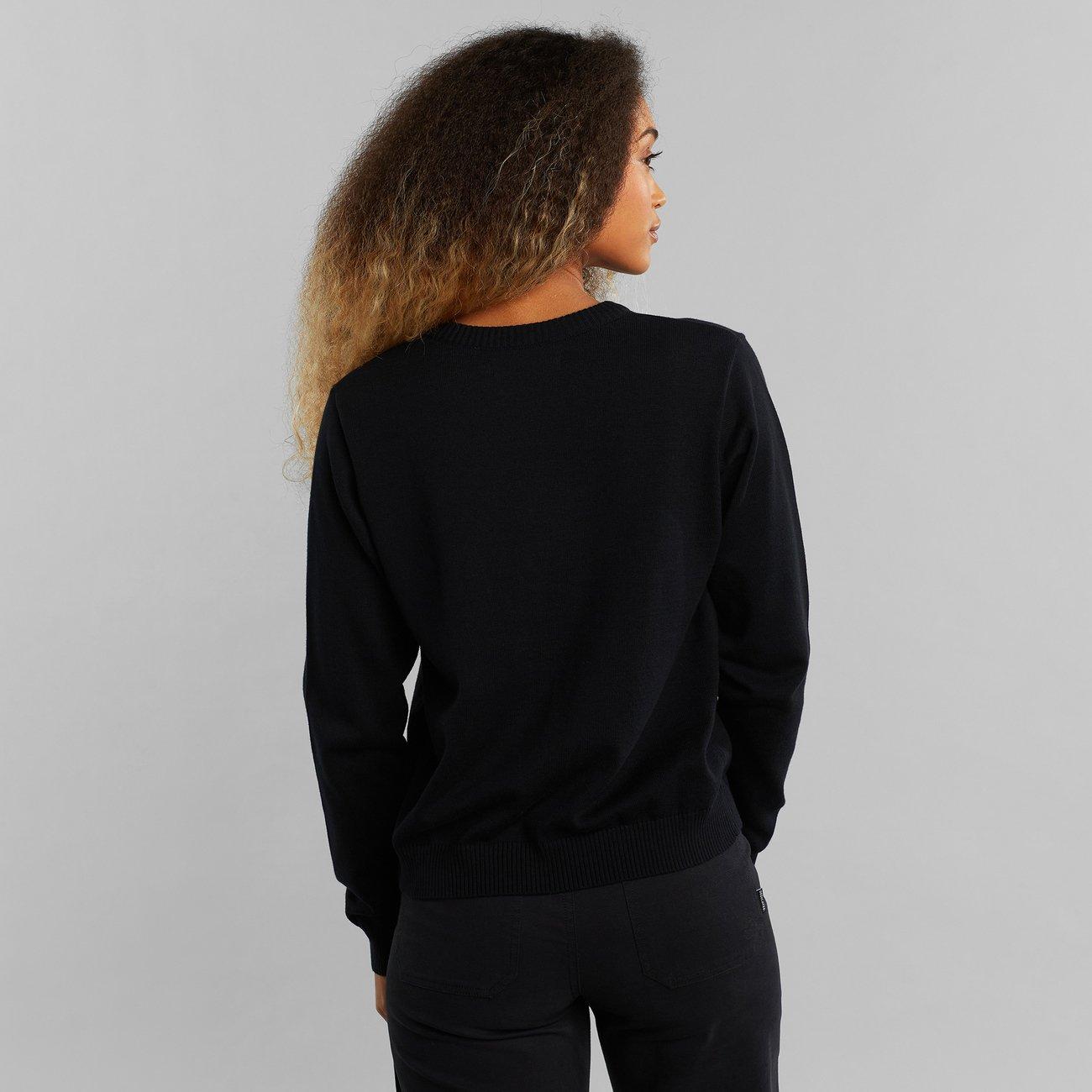 Sweater Arendal Black
