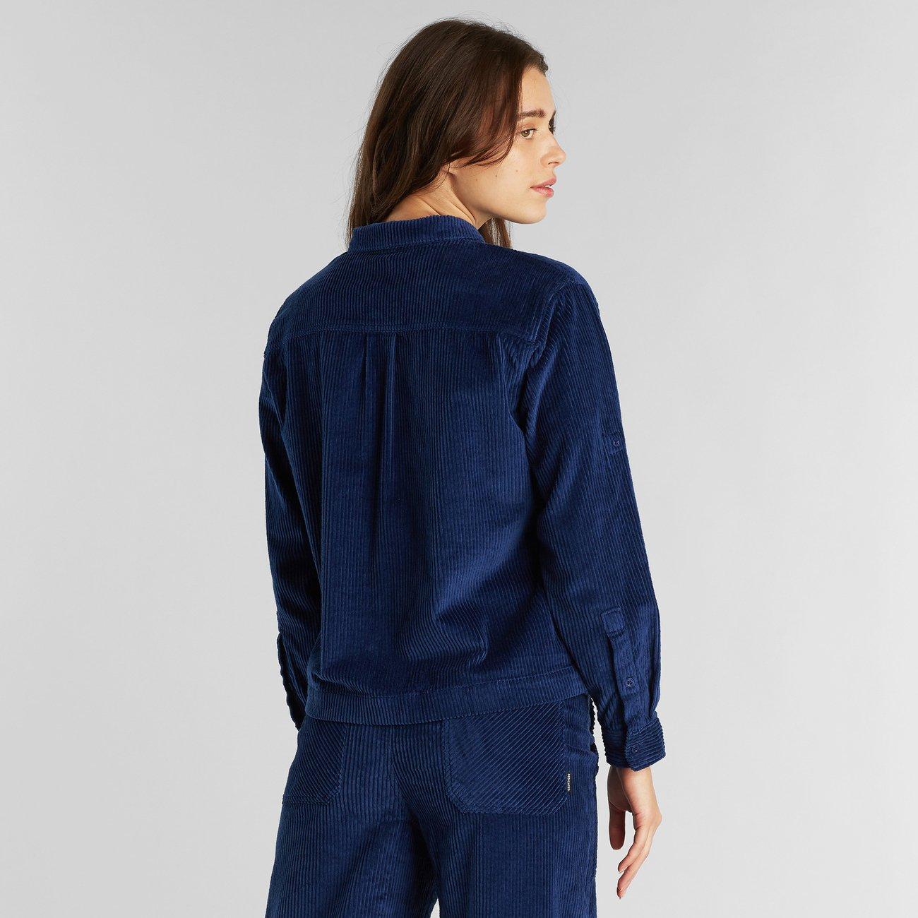 Shirt Lima Corduroy Deep Blue
