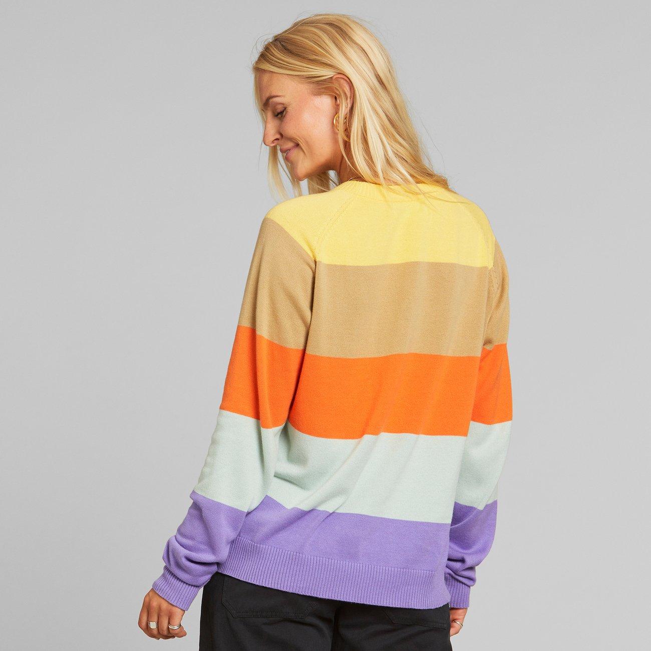 Sweater Arendal Bold Stripes Multi