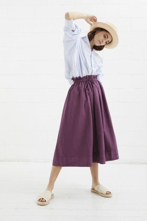 Harlow Midi Skirt