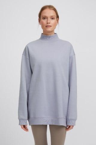 Oversized Brushed Sweatshirt