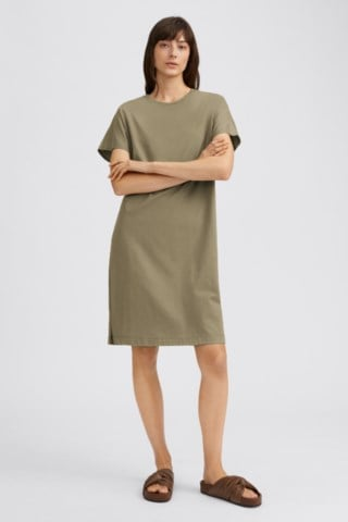 Effie T-Shirt Dress