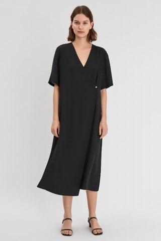 Amalia Wrap Dress