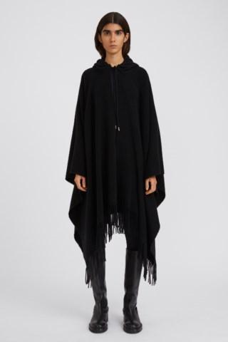 Hooded Poncho