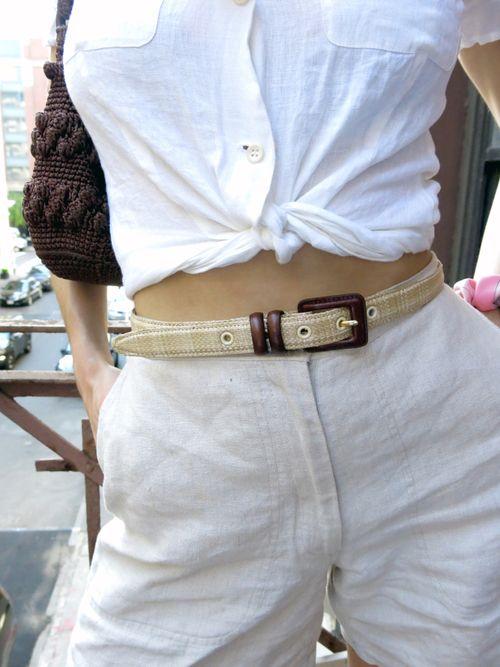 wicker belt 1