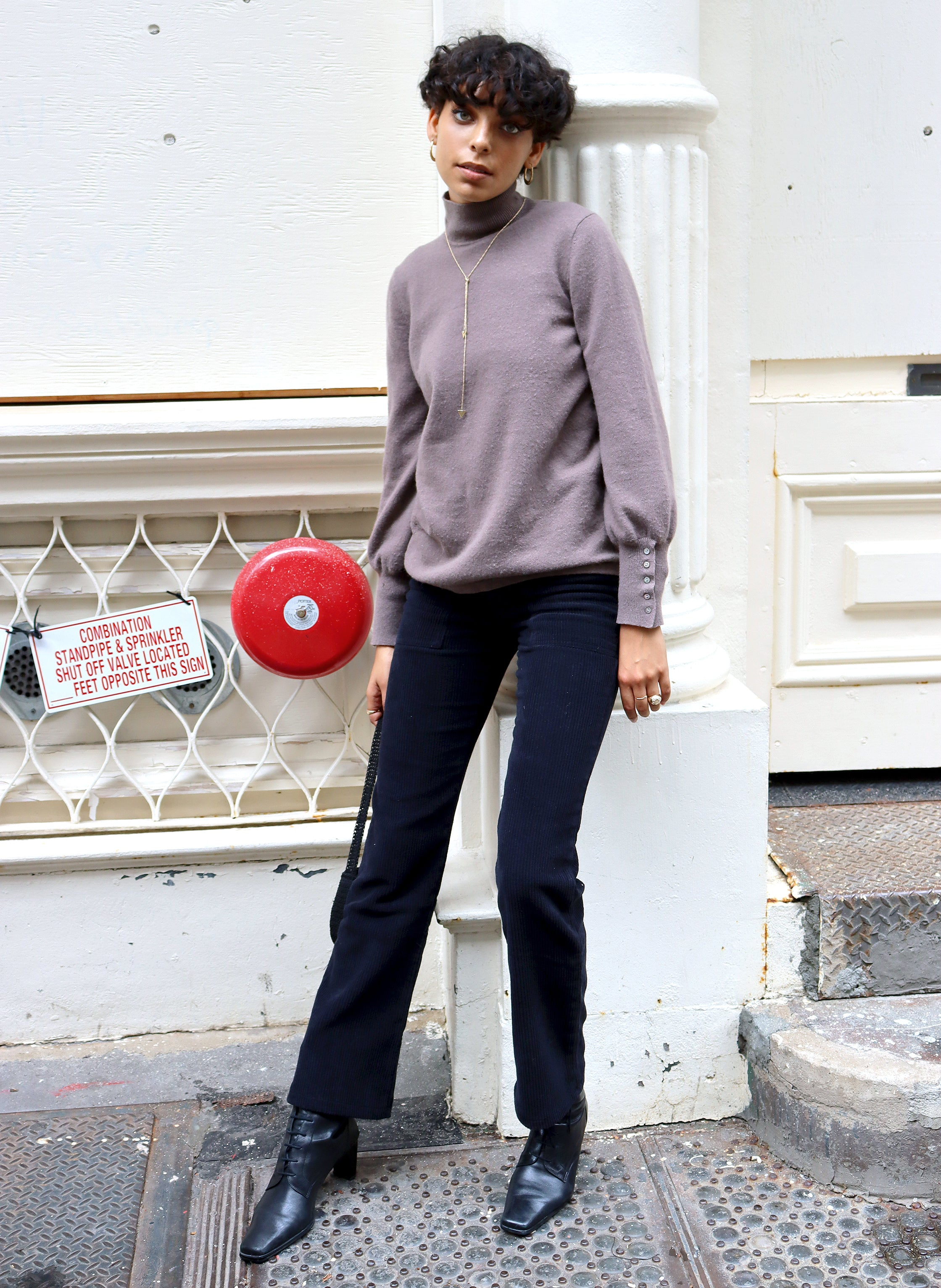 girl of the earth cashmere pullover 18