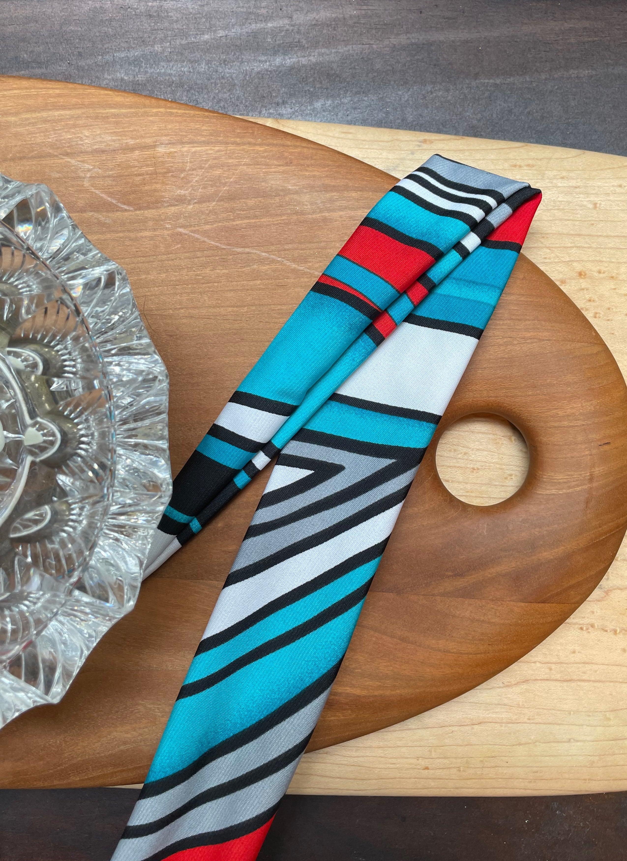 tie - psychedelic swirls