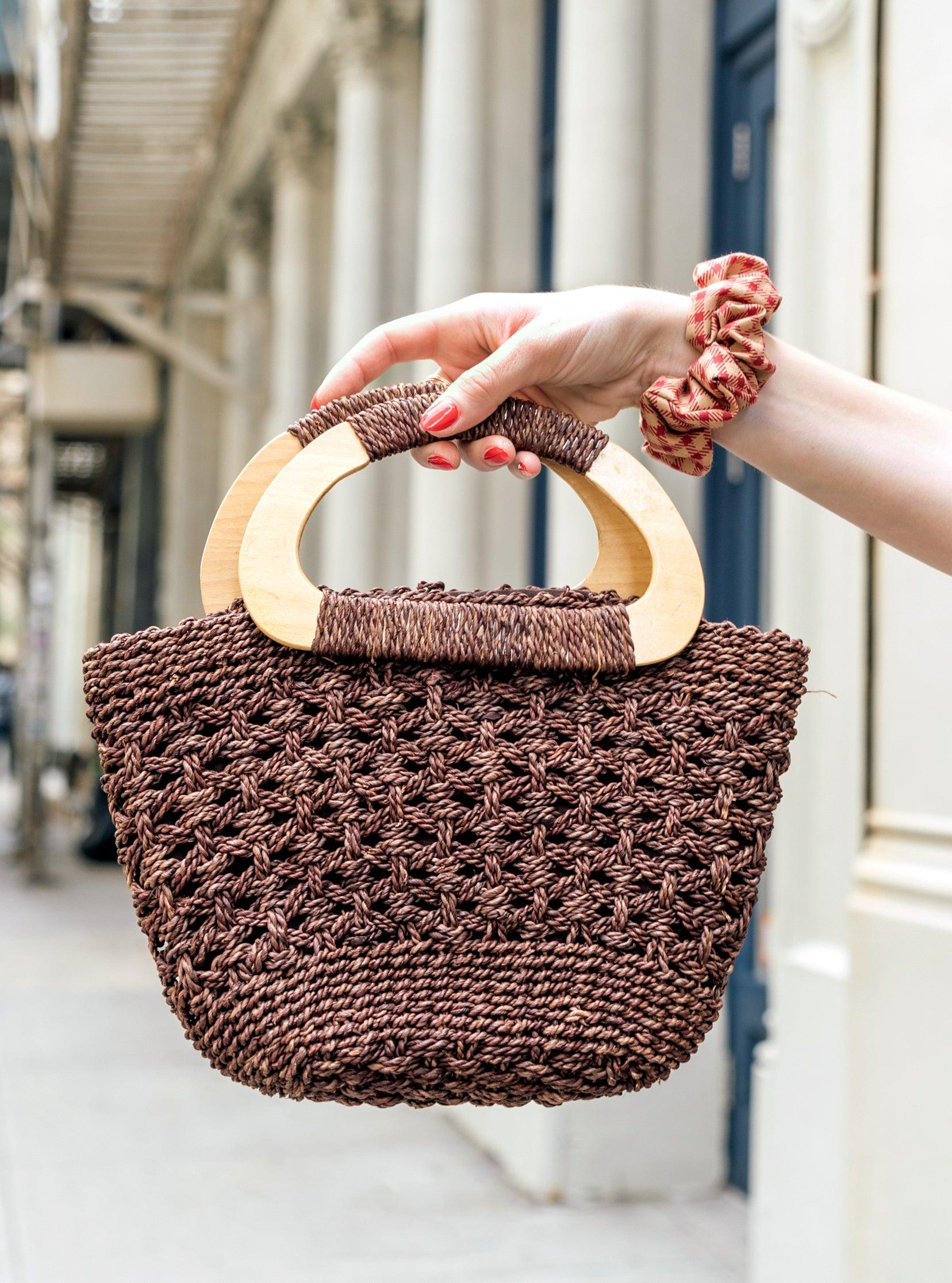 sicily bag - coffee