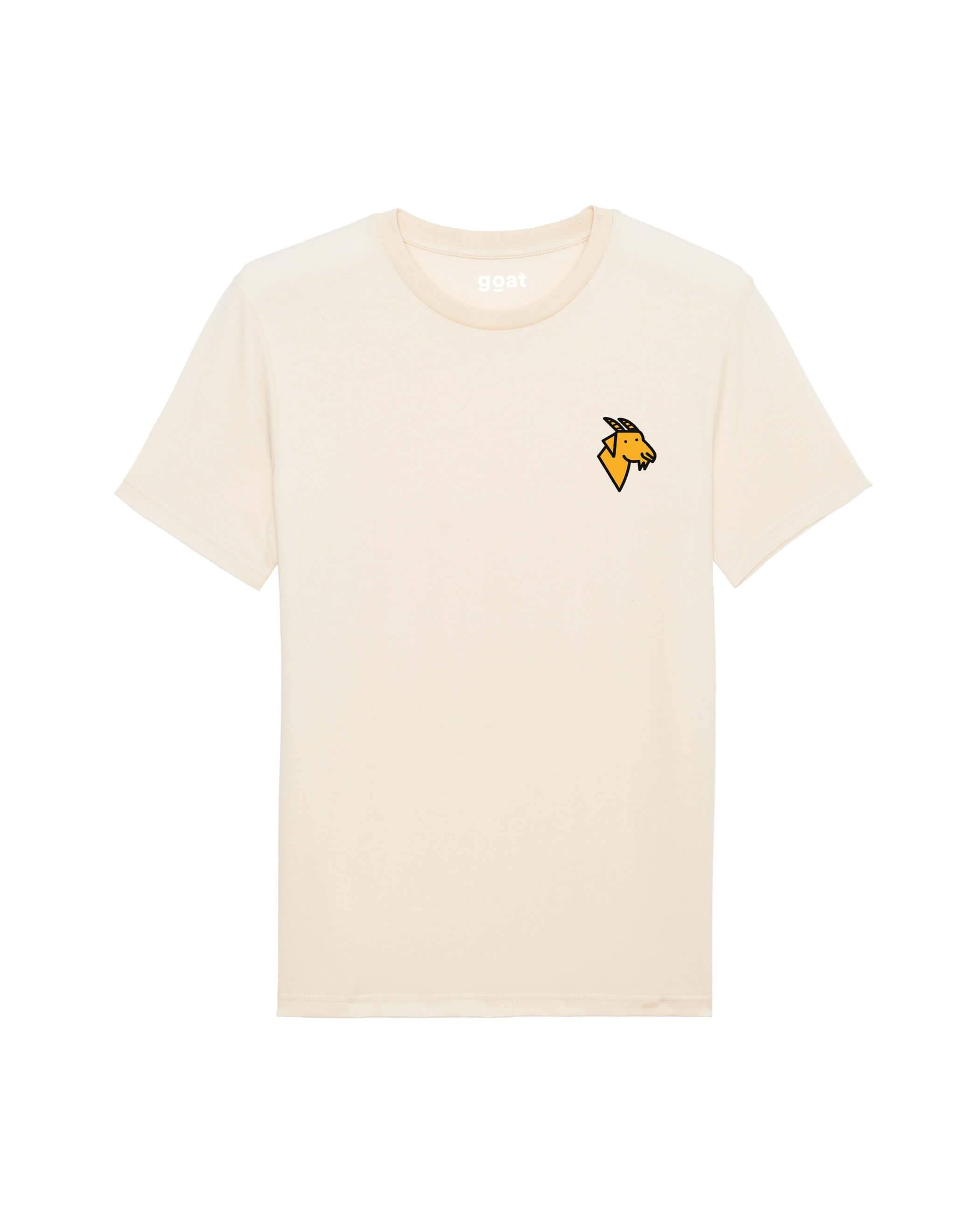 Alex Goat T-shirt Natural