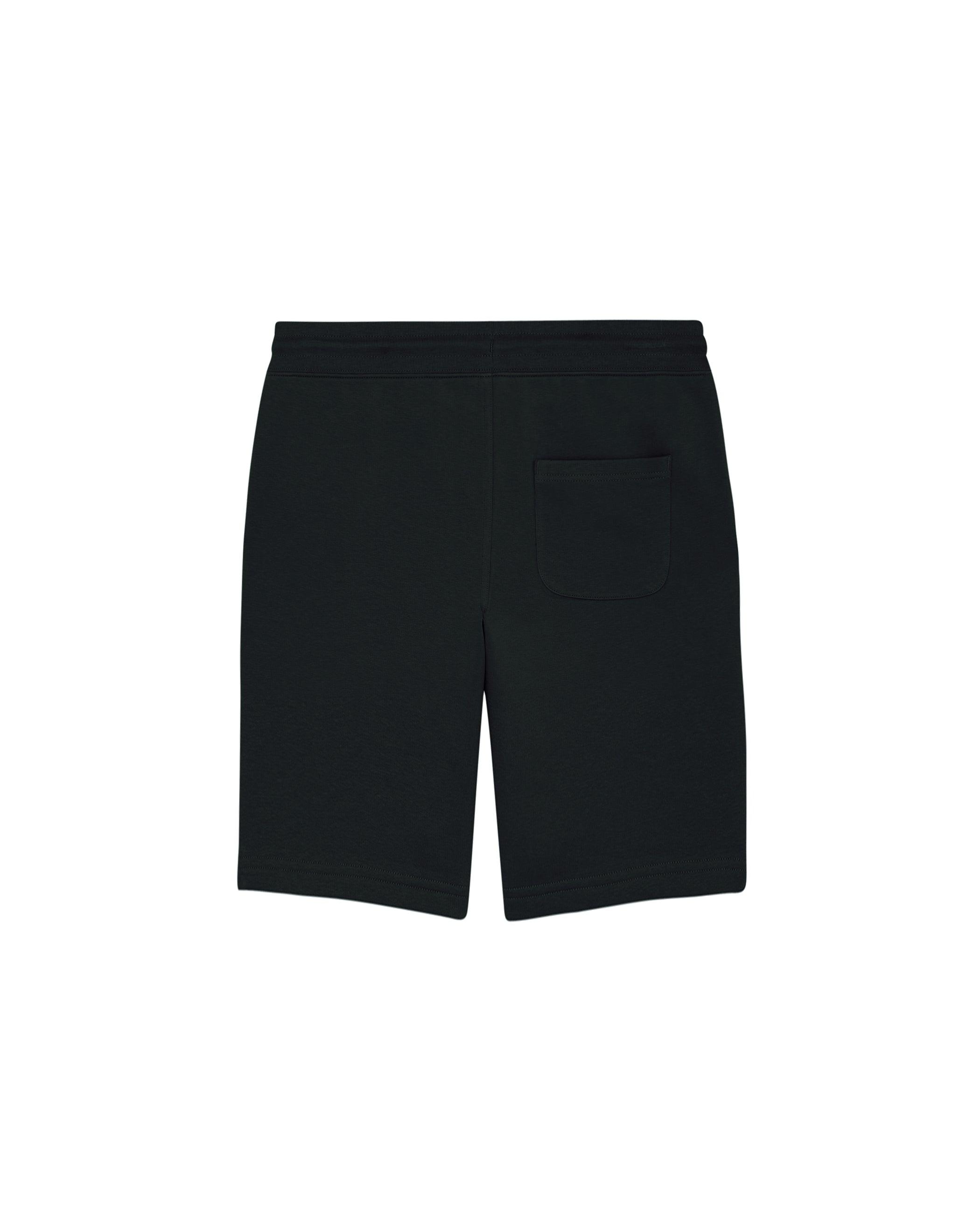 Goat Organic Apparel Savi Logo Shorts Black