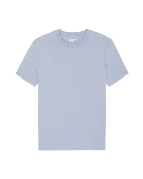 Alex Basic T-shirt Light Blue
