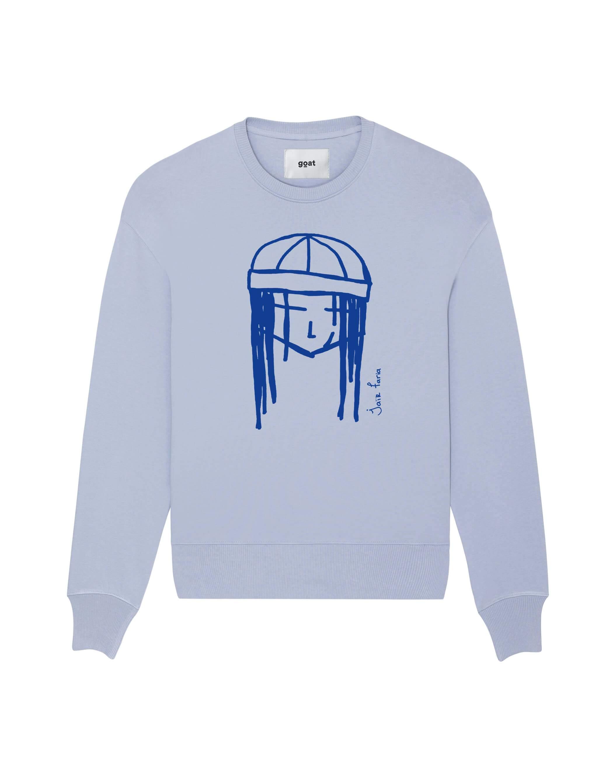 Jaïr 1.0 Sweater Light Blue