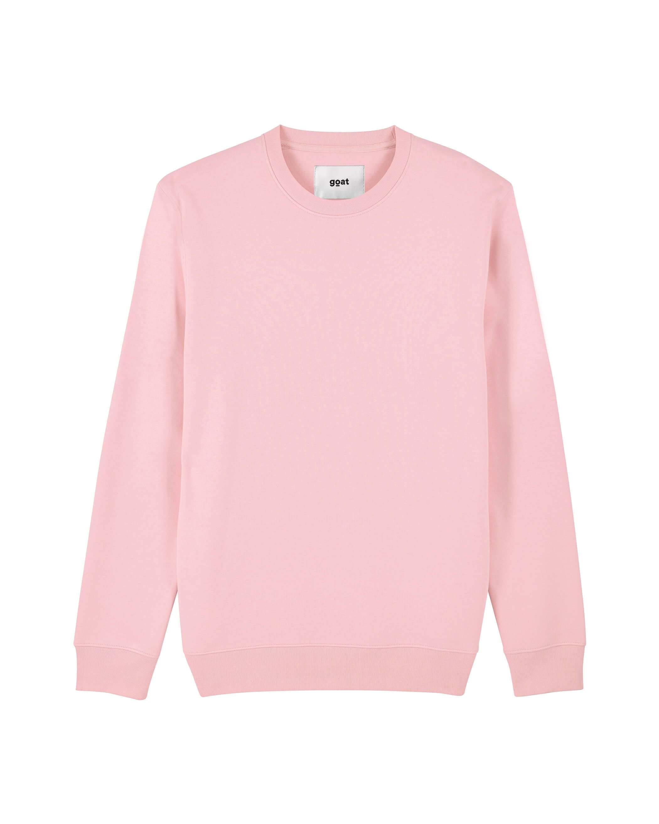 Ace Boxy Sweater Pink
