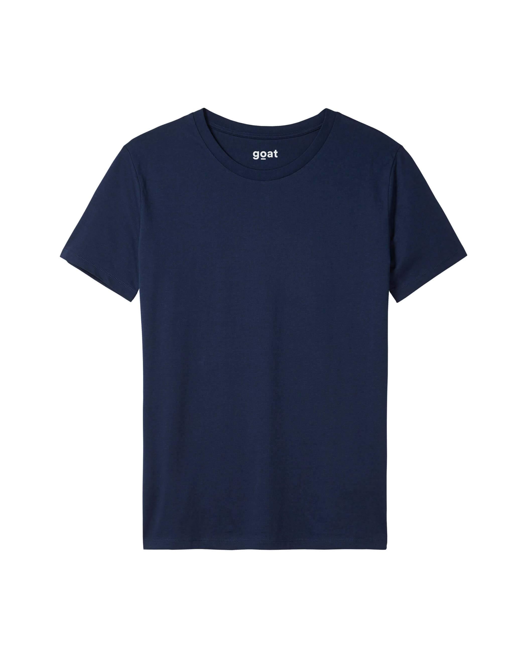 Alex Basic T-shirt Navy