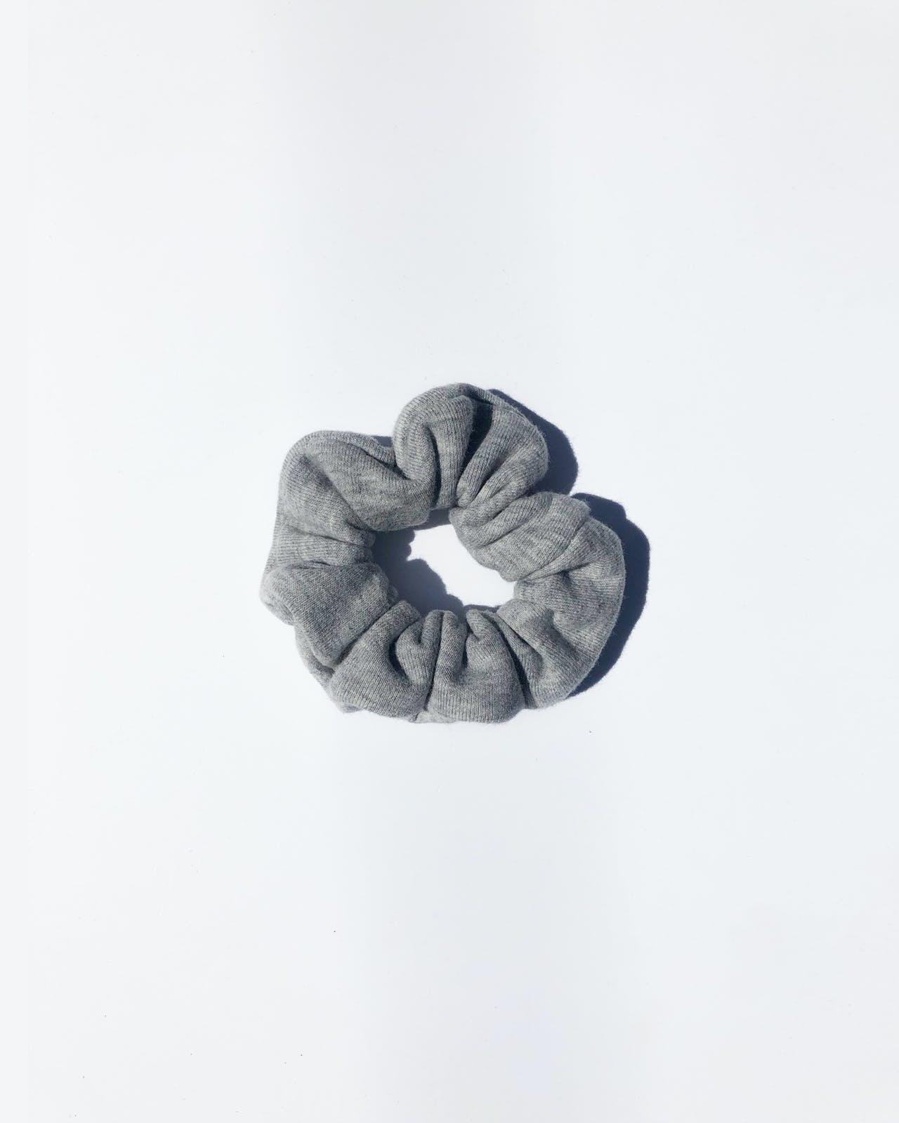 Scrunchy grey