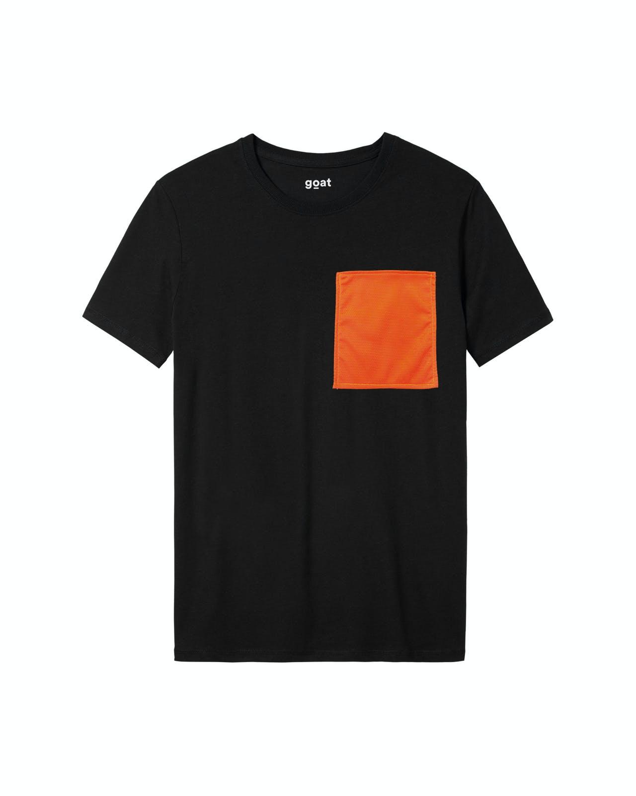 Chris black orange