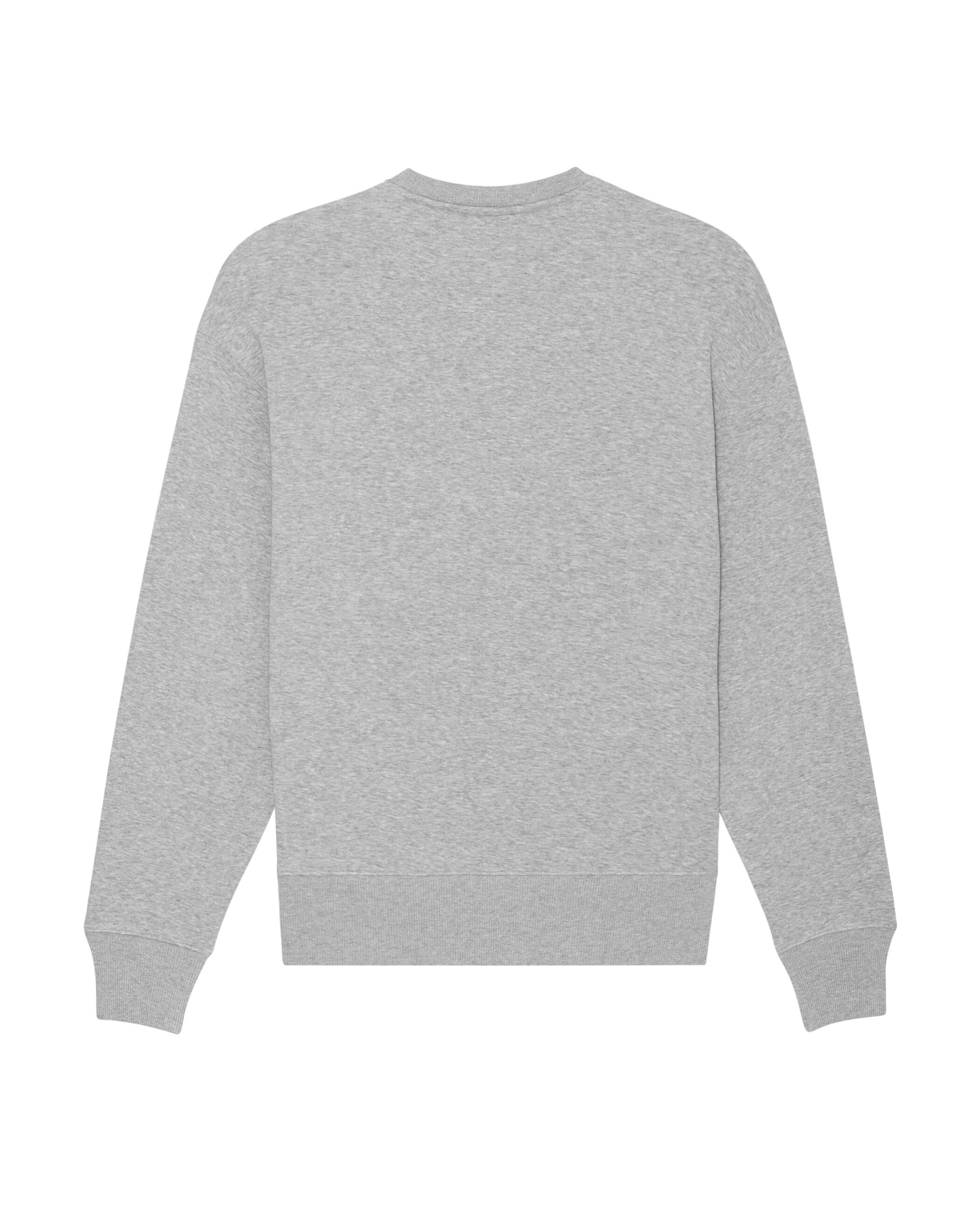 Goat Organic Apparel Bobby Oversized Sweater Grey